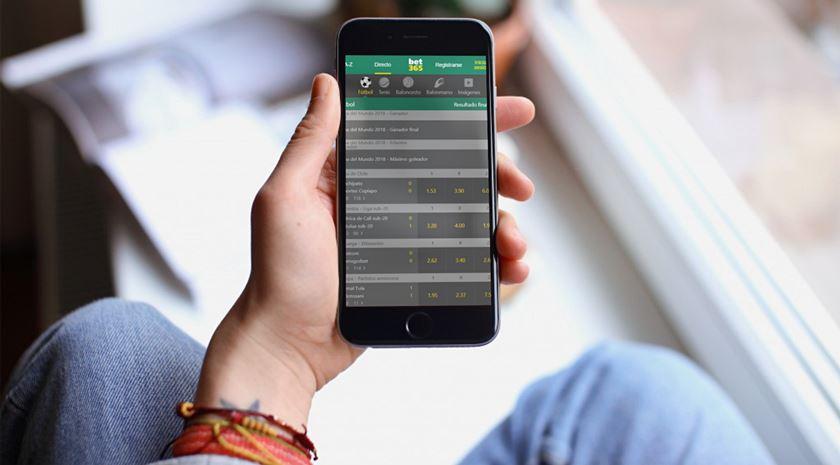 Bet365 aplicación